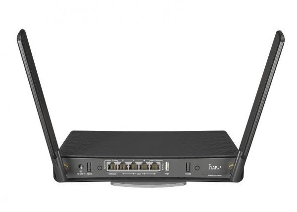 MikroTik home AC Access Point RBD53iG-5HacD2HnD, hAP ac³, 2.4/5 GHz, 5x Gigabit