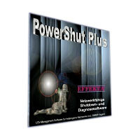 Effekta zbh. Shutdown PowerShut Plus X NW, Win3.x/95/98/2000