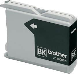 Brother Tinte LC-1000BK *schwarz*