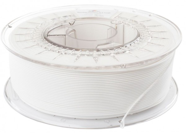 Spectrum 3D Filament PLA Tough 2.85mm POLAR weiß 1kg