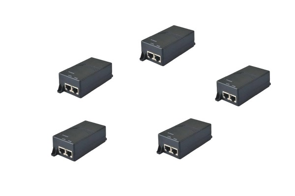 Grandstream POE Injektor - 5er Pack