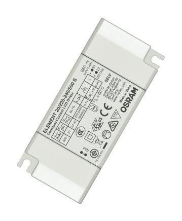 Osram Netzteil - CC Driver 600mA, 27~40V Element S