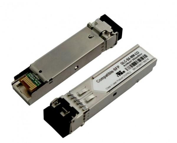 GBIC-Mini, SFP, 1000, SX/LC, kompatible f.Cisco