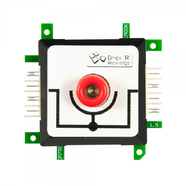 ALLNET Brick'R'knowledge Messadapter 4mm Inline Rot
