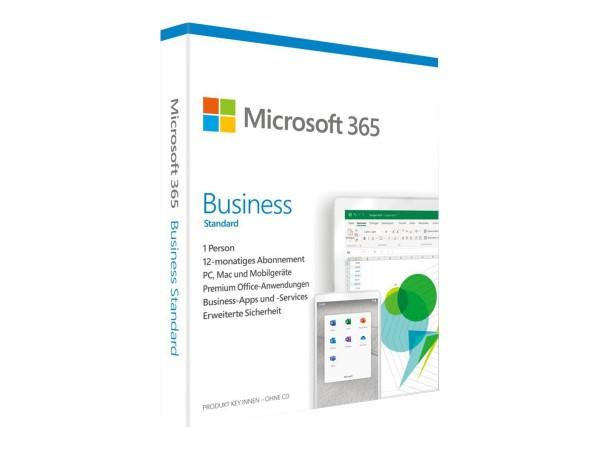 MS-SW Microsoft 365 Business Standard *Box* deutsch