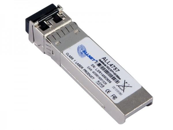 ALLNET ALL4757 / Switch Modul SFP+(Mini-GBIC), 10Gbit, SR/LC,