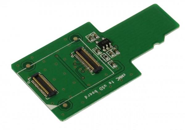 Rock Pi 4 zbh. eMMC to Micro-SD