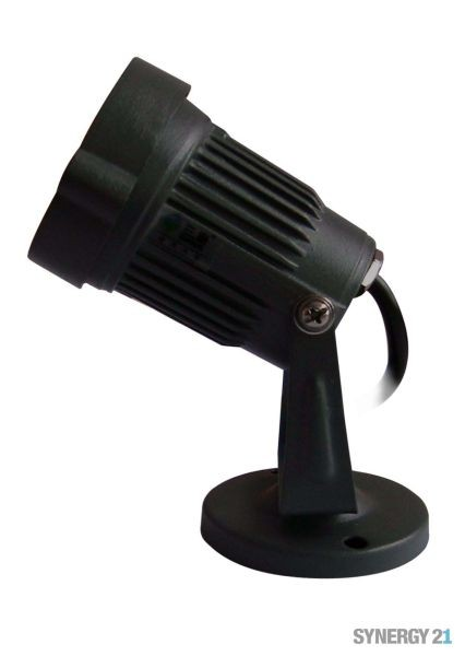 Synergy 21 LED Spot outdoor garden spot 3W blau