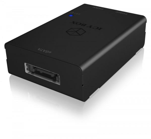 ICY Box Adapter, FireWire 800 zu eSATA, IB-AC547,