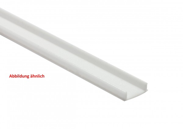 Synergy 21 LED U-Profil zub ALU004 PMMA opal diffusor