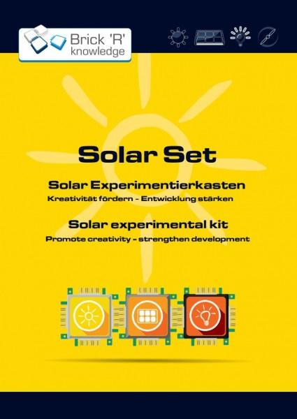 ALLNET Brick'R'knowledge Handbuch Solar Set