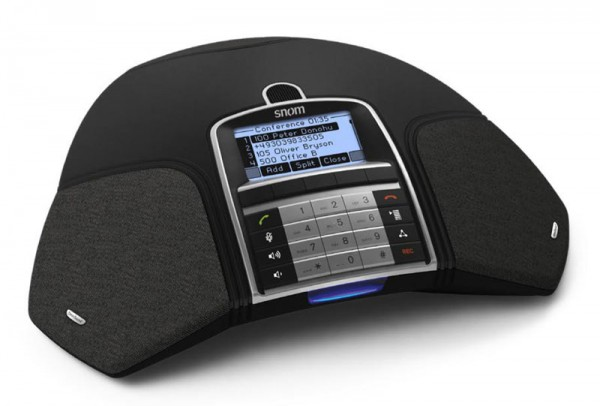 SNOM MeetingPoint IP Konferenztelefon