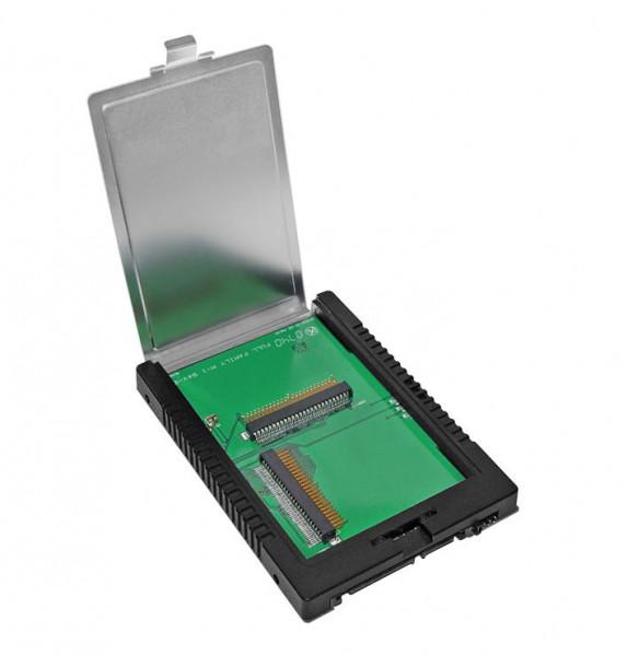 """Raidon Gehäuse,SSD, CF 2x->SATA 2,5"""",SF2020-2F-S1,"""