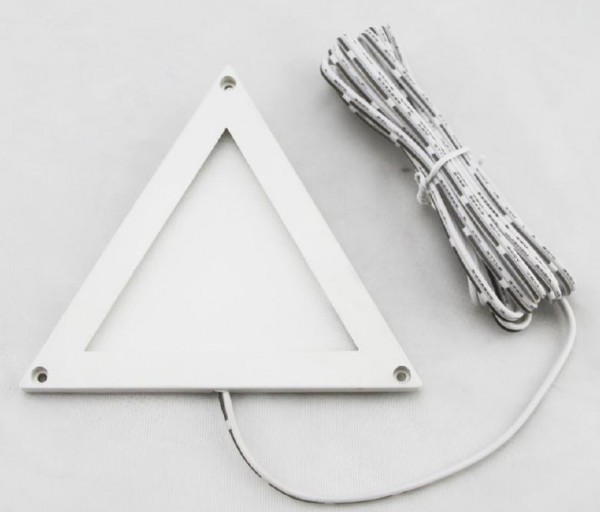 Synergy 21 LED light panel mini 100 triangle ww