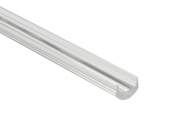 Synergy 21 LED U-Profil zub ALU002-RL PMMA clear diffusor