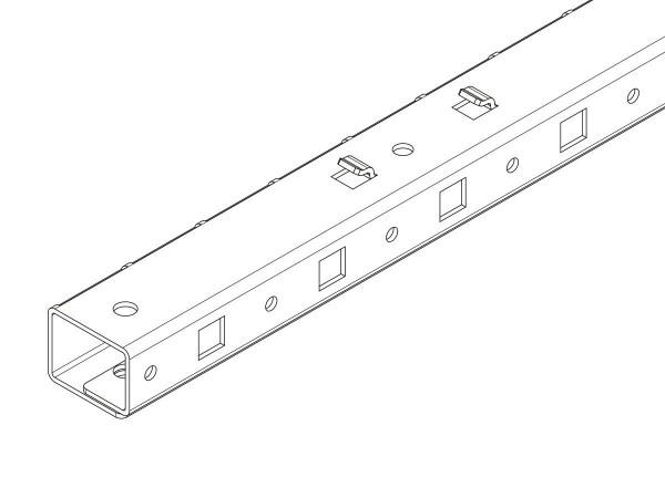 """Triton 19""""zbh. für RTA-Serie 47HE, Erhöhung der Belastbarkeit auf 1500Kg,"""