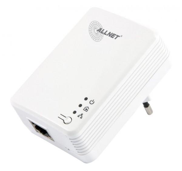ALLNET ALL168600 / Powerline 600Mbit HomePlugAV2 Adapter