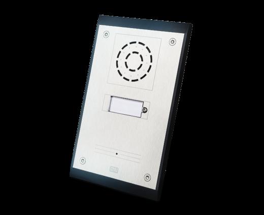 2N Gegensprechanlage EntryCom IP Uni - 1 Ruftaste (Einsteiger/Low-Cost)
