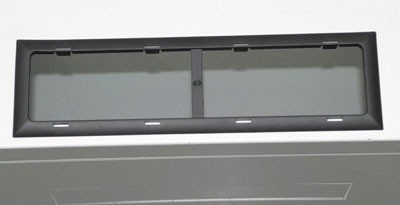 """Triton 19""""zbh. Kunststoffkantenschutz, für Wandgehäuse und"""