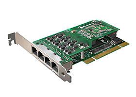 Sangoma 8xPRI/E1 PCIx Karte A108D mit Echo Unterdrückung