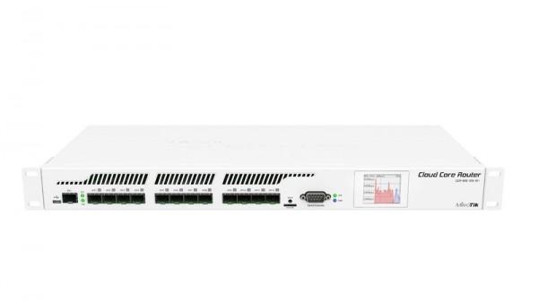 MikroTik Cloud Core Router CCR1016-12S-1S+, 12x SFP, 1x SFP+
