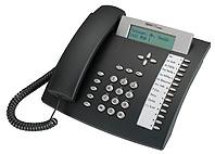 tiptel 83 Systemtelefon anthrazit UP0