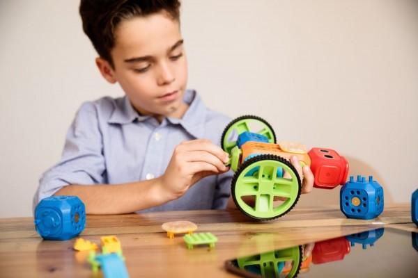 Robo Wunderkind MINT Roboter Erweiterung Advanced Kit ab 5 Jahren