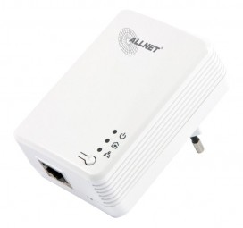 "ALLNET ALL168610 / 600Mbit HomePlugAV2 Adapter ""Smart-LINK"""
