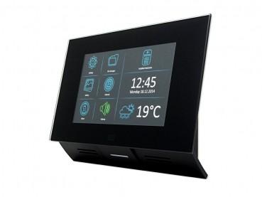 2N Indoor Touch PoE für alle EntryCom *schwarz* NEUE-VERSION!