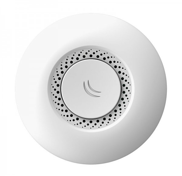 MikroTik Access Point RBcAP2nD, cAP, 2.4 GHz, 1x 10/100, wall/ceiling