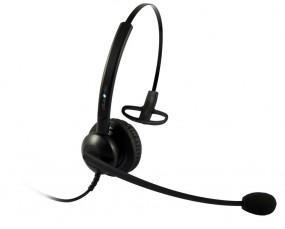 Plusonic Headset 5.1P, Mono, NC