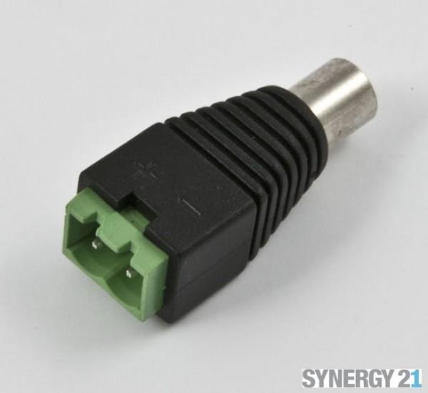 Synergy 21 LED zub Hohlbuchse mit 2 poliger Buchse