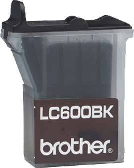 Brother Tinte LC-600BK *schwarz*