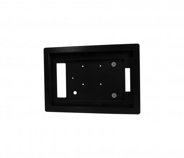 ALLNET Touch Display Tablet 14 Zoll zbh. Einbauset Einbaurahmen + Blende black Schmal