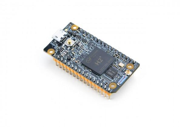 FriendlyElec NanoPi Duo inkl. Kühlkörper