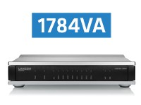 LANCOM 1784VA (All-IP, EU, over ISDN), VPN-Router mit VDSL2/ADSL2+ Modem, Annex B/J,