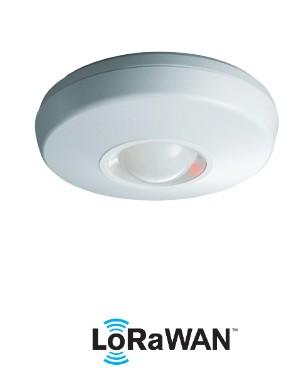 LoRa XTERCONNECT LoRAWAN Interior Infrared Ceiling Mounted 360° PIR Sensor SFX360-L