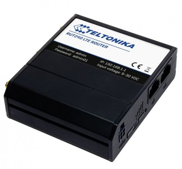 Teltonika RUT240 Kompakter-4G/LTE Router
