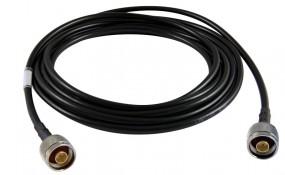 ALLNET Antennen-Kabel LMR-195 N-Type(m) N-Type(m) 500 cm