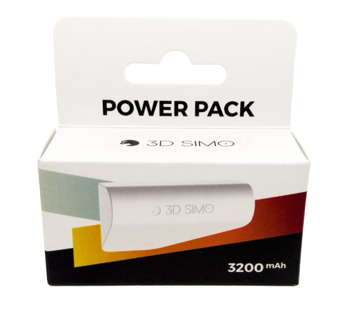 3Dsimo Power Pack für Big Creative Box inkl. Mini