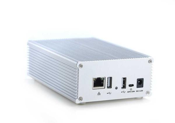 FriendlyELEC NanoPi Neo zbh. 1-bay NAS Kit
