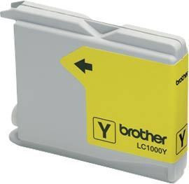 Brother Tinte LC-1000Y *gelb*