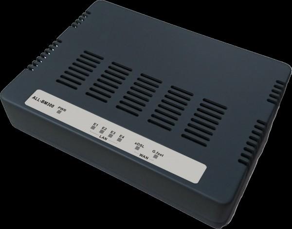 "ALLNET ISP Bridge Modem VDSL g.fast mit Vectoring / Punkt-zu-Punkt Modem VDSL g.fast via 2-Draht managed Slave ""ALL-BM300"""