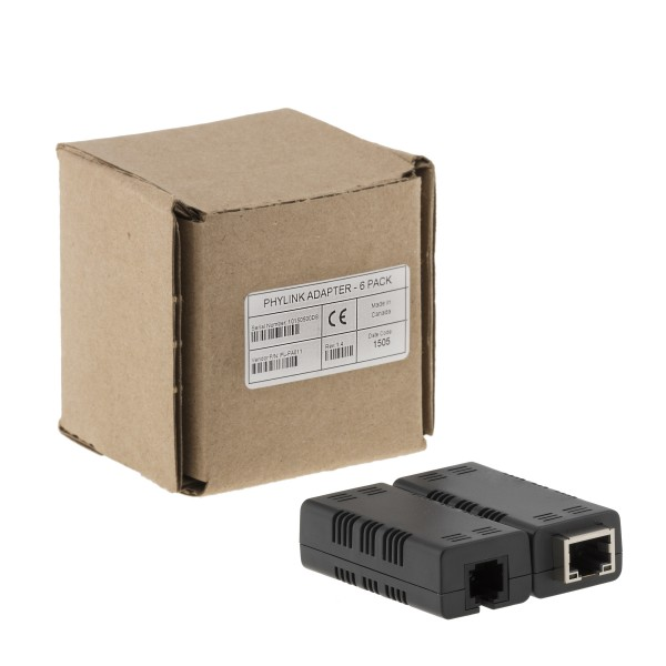 Phybridge Switch PoLRE Phylink Adapter **6-er Pack**