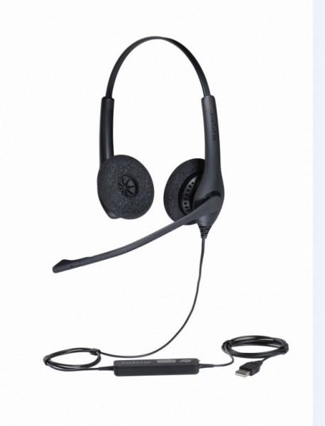 Jabra BIZ 1500 Headset Duo USB