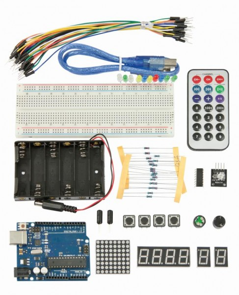 ALLNET 4duino Starter Kit LIGHT UNO R.3
