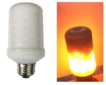 Synergy 21 LED Flame Serie E27 V2