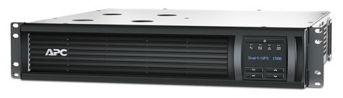 "APC USV Smart, 1500VA, 7,2min.;19"" 2HE, LCD, mit SmartConnect"