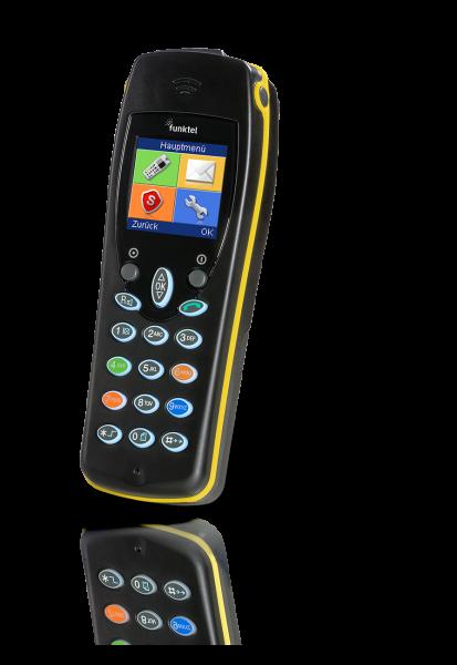 Funktel Handset FC4R Ex2G (ATEX)