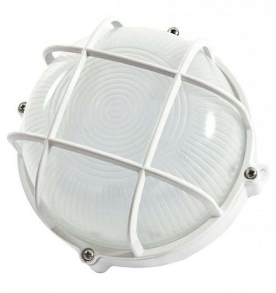 Synergy 21 LED Kellerleuchte rund IP65 5W cw